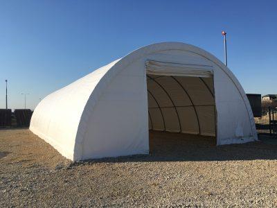 MONTAZNE HALE šator r180m2 peprom
